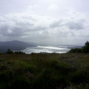 595 View over Lough Gill from Leitrim